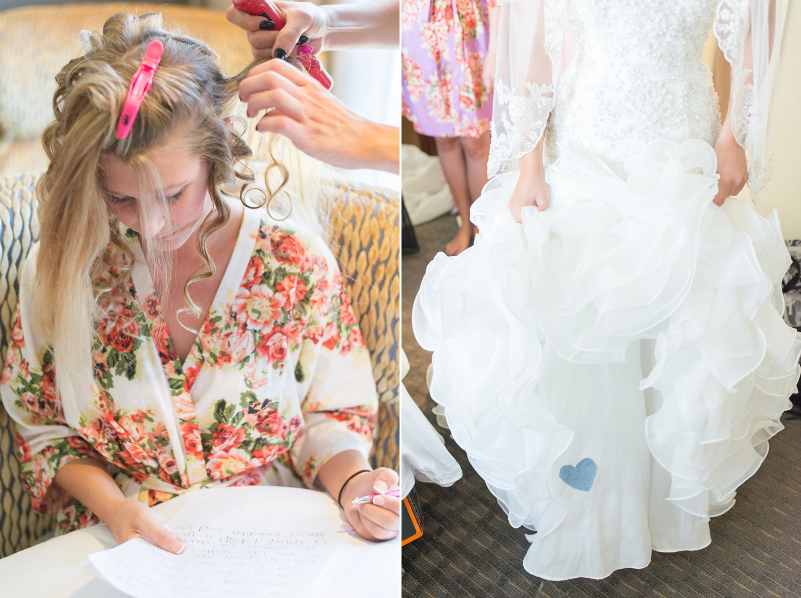 bride-writing-a-letter-to-the-groom-before-the-ceremony