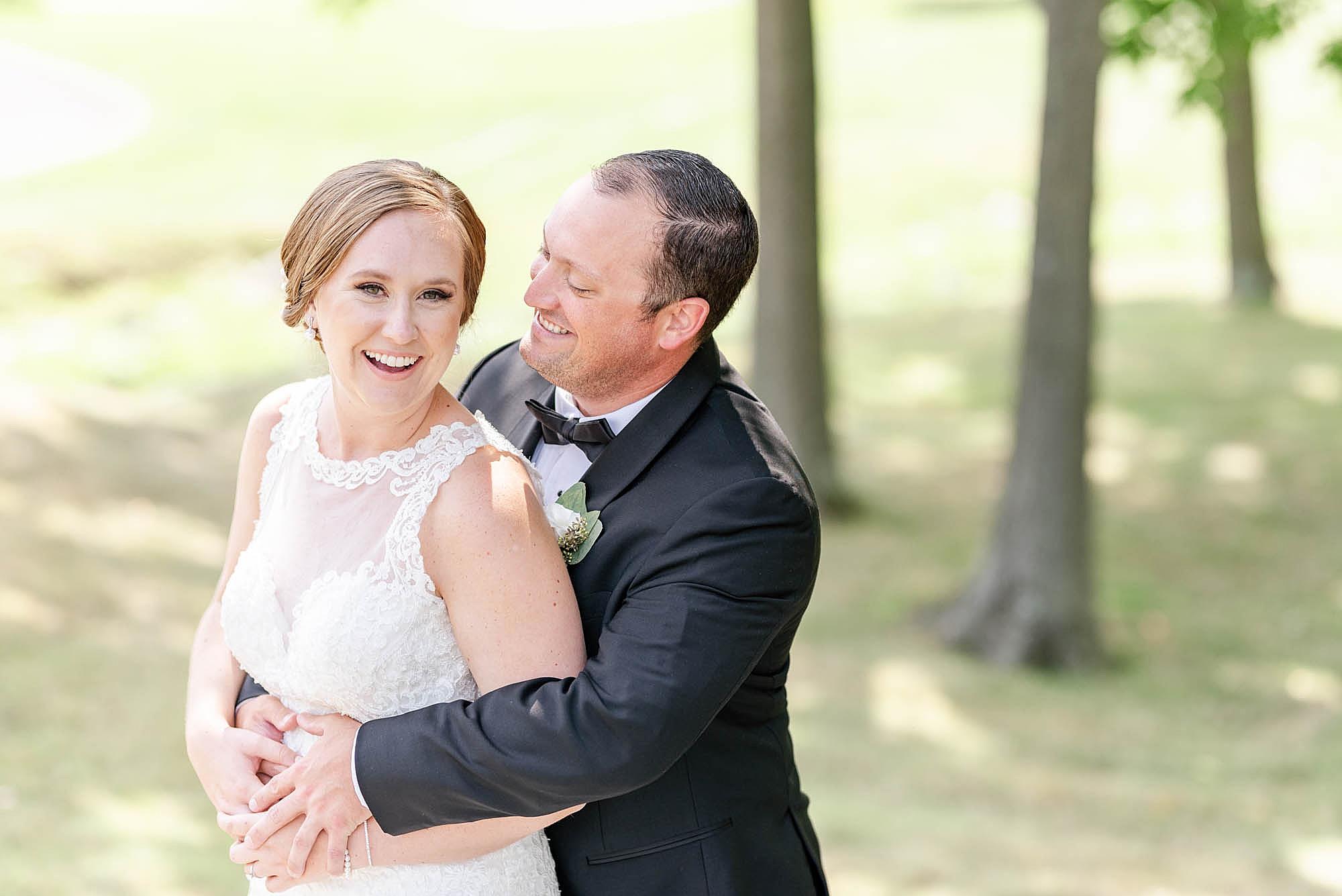 Columbus OH wedding portraits with Stephanie Kase Photography